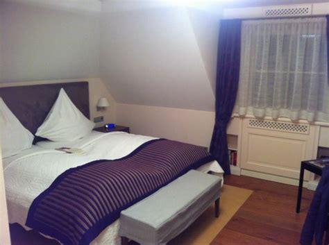 das bett room picture of hotel restaurant kuenzelsau