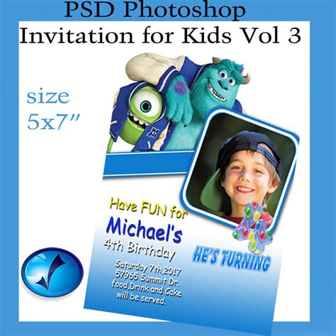 birthday invitation templates photoshop 11 photoshop psd l images adobe photoshop frames free