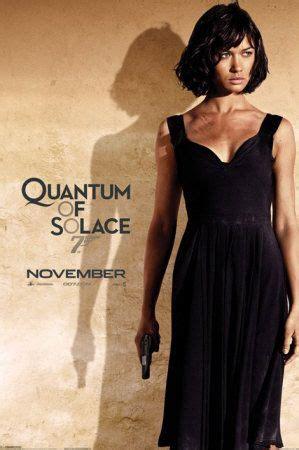 quantum of solace short film quantum of solace olga kurylenko matterevolution olga