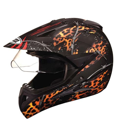 studds motocross helmet studds full face helmet motocross decor d1 matt black
