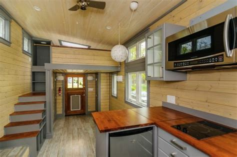 tiny house plans 300 sq ft 300 sq ft custom tiny home on wheels