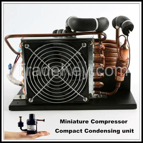 portable dc compressor condensing unit for refrigeration and air conditioning dv1420e rigid