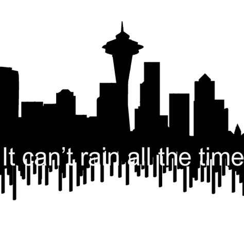 seattle skyline tattoo by pyrosia on deviantart