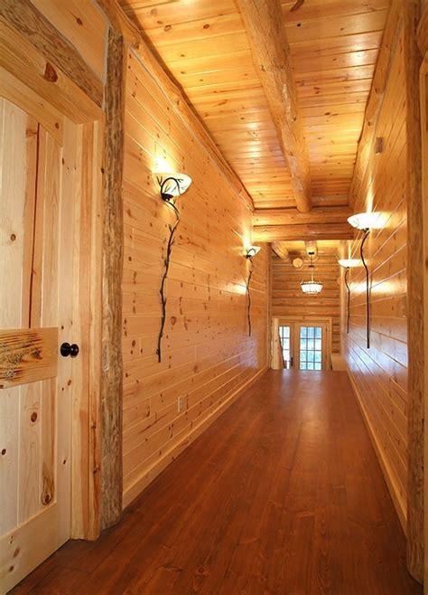 Pine Interior Walls by Trim And Corners Woodhaven Log Lumber