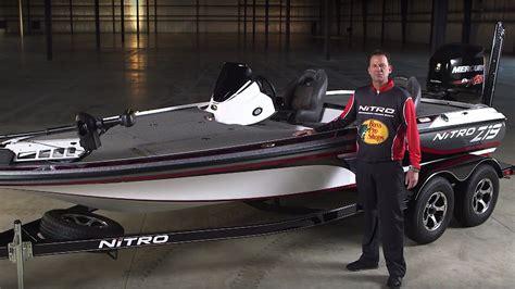 nitro bass boats youtube nitro boats z19 introduction with kevin vandam edwin