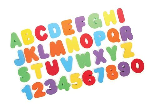 Letter And Number types of 3d letters and foam letters foam magnets