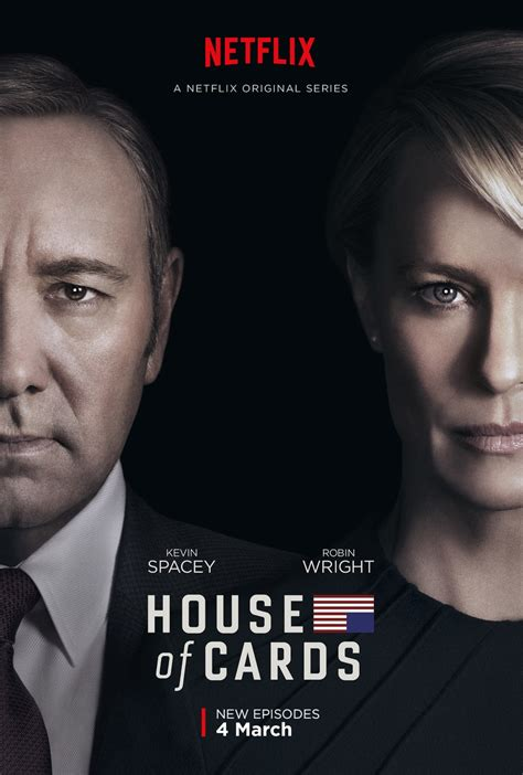 new house of cards house of cards season 4 netflix poster