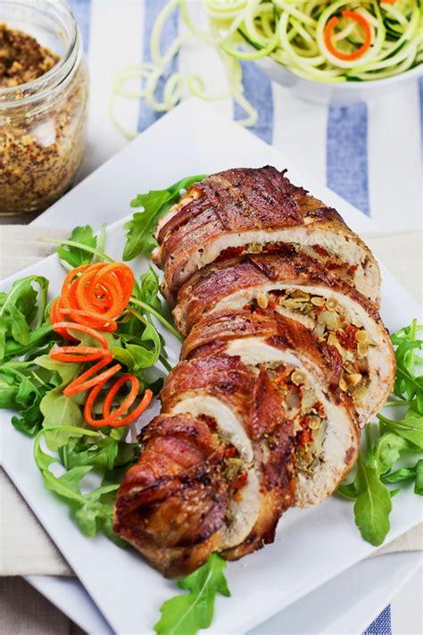 bacon chicken recipes dinner food blog