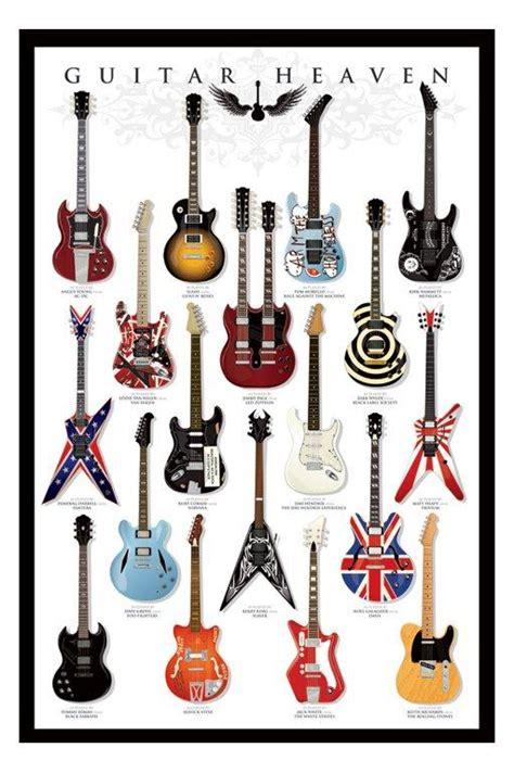 tutorial guitar heaven guitar posters guitar heaven poster pp31967 panic posters