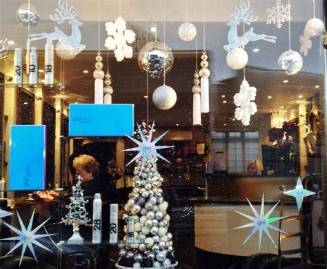 10 best hair salon christmas decor images on pinterest