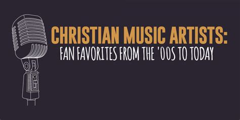 ccm singers christian music artists fan favorites from the 00s to today