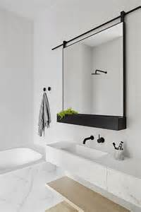 hanging bathroom mirrors 25 best bathroom mirrors ideas on