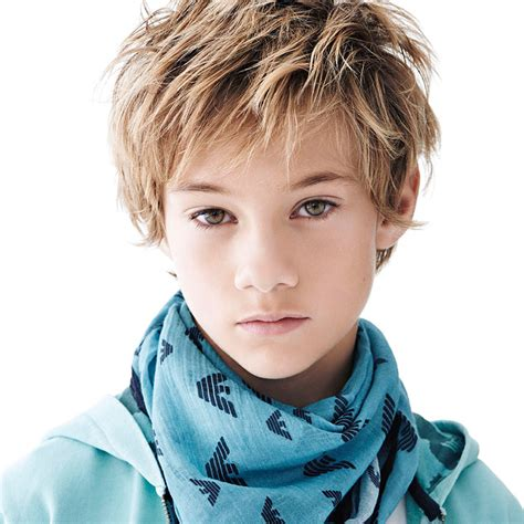 boy teen models armani junior online store spring summer 2015 collection