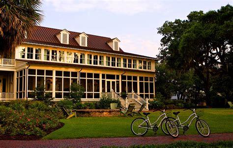 Luxury South Carolina Resort The Inn At Palmetto Bluff Inn Resort House Sc