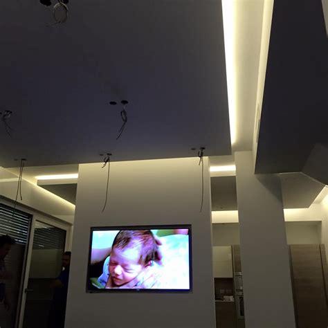 contro soffitti controsoffitti in cartongesso in stile moderno edile