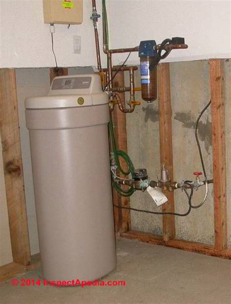 Plumbing Problems With Toilets by Water Softener Plumbing Supply Drain
