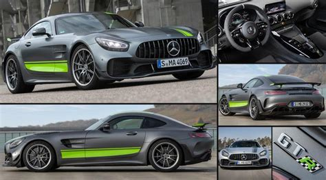 mercedes benz amg gt  pro  pictures information