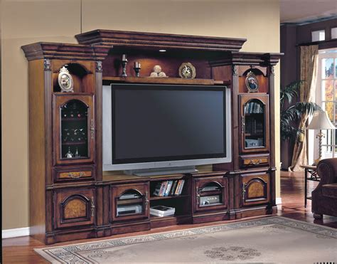 portofino 4 entertainment center by house