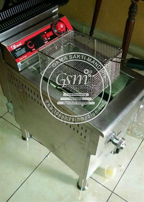 mesin penggorengan kentang goreng toko alat mesin usaha