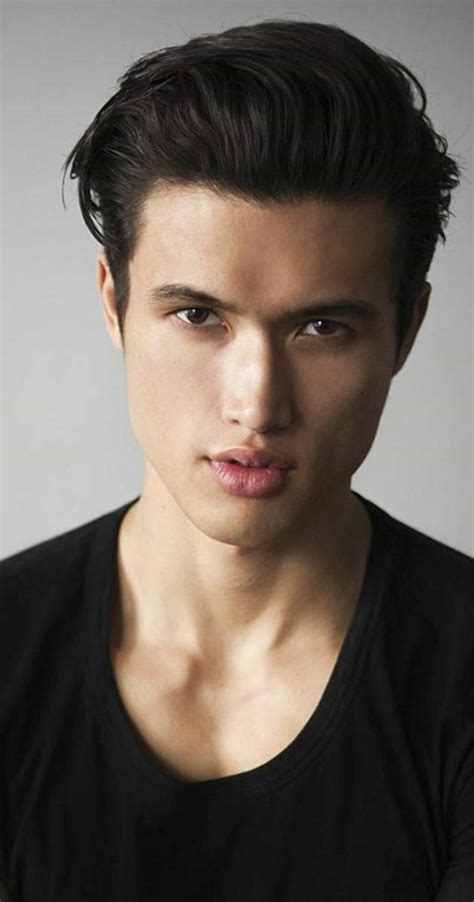 half cast actor with blue eyes charles melton imdb