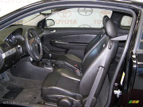 2007 Chevy Cobalt Interior by Interior 2007 Chevrolet Cobalt Ss Supercharged Coupe