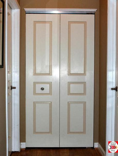 painting interior doors in two colors see how we did it paperblog
