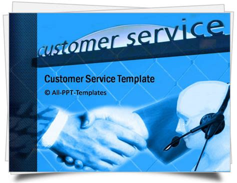 customer service powerpoint templates powerpoint custom images