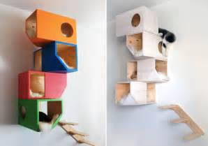 Minimalist Cat Tree Modern Cat Tree Alternatives For Up To Date Pets