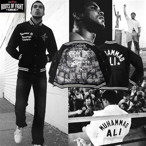 Muhammad Ali Back To His Roots by Black Friday Sale On Roots Of Fight Jackets