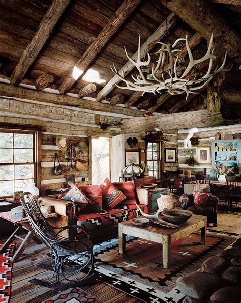old western home decor chez ralph lauren dans le colorado