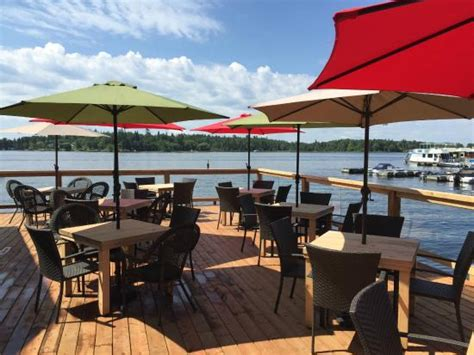 house boat kenora boathouse restaurant kenora restaurantbeoordelingen