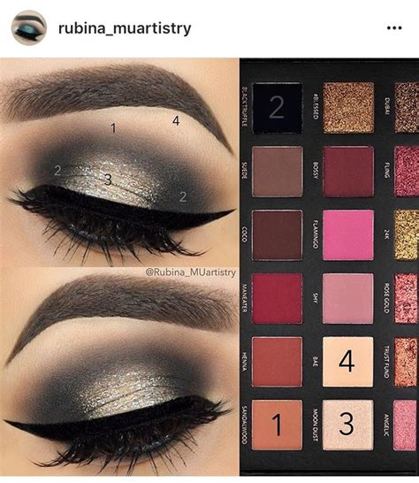 Eyeshadow Huda 25 best ideas about huda eyeshadow palette on