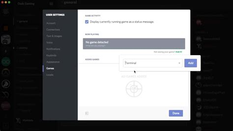 discord custom playing custom game name in discord ptb on osx youtube