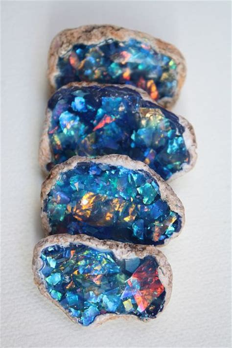 fauxpals faux opals by meeellla via flickr