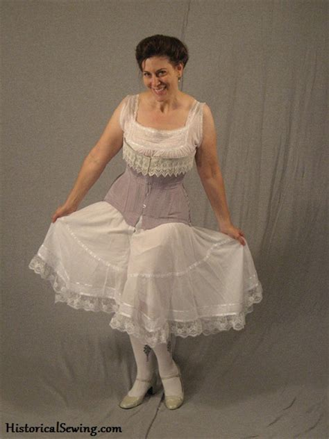 edwardian undergarments collection historical sewing year in review costuming in 2012