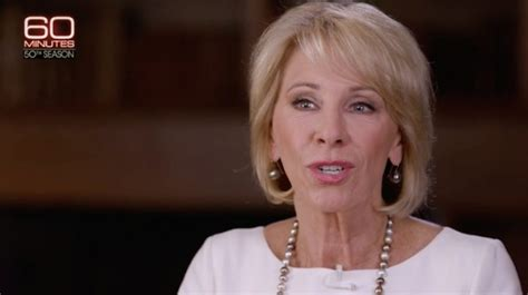 betsy devos interview betsy devos struggles to answer simple questions in 60