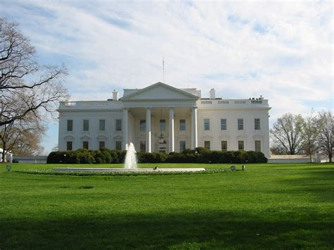 white house north panoramio photo of white house north lawn