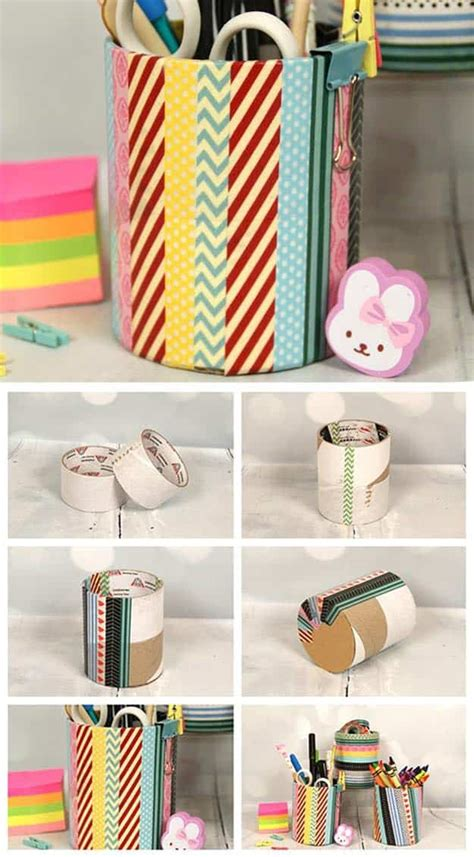 diy washi tape 100 washi tape ideas to style and personalize your items