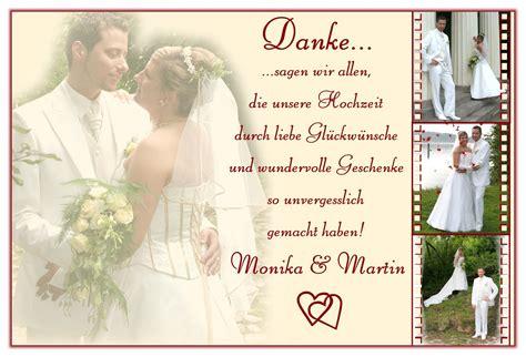 Danksagung Hochzeit by Dankeskarten Hochzeit Einladung Zum Paradies