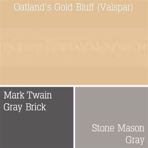 the 3 colors on our 2nd level i never would ve chosen quot oatland s quot on my own but