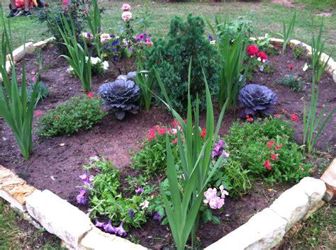 after garden memorial garden backyard
