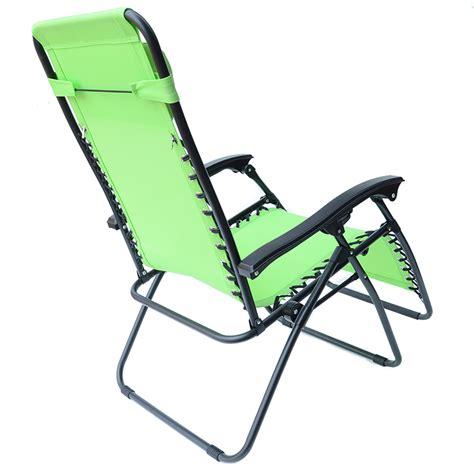 new green patio outdoor chairs yard zero gravity folding