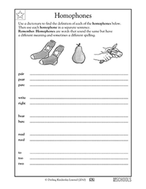 free printable 2nd grade writing worksheets, word lists