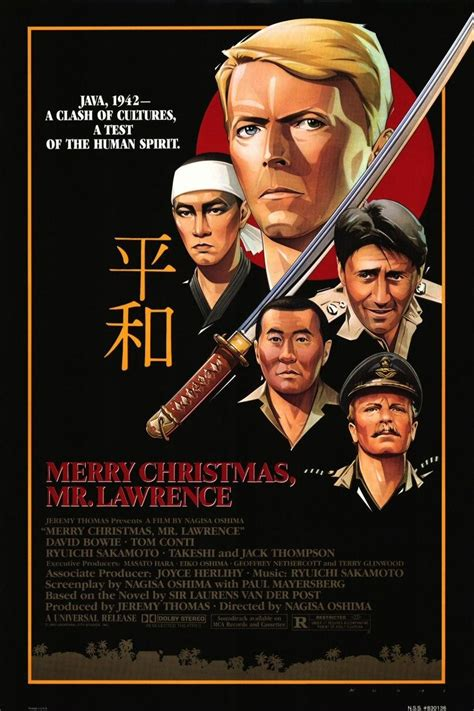 merry christmas  lawrence    extra large  poster image imp awards