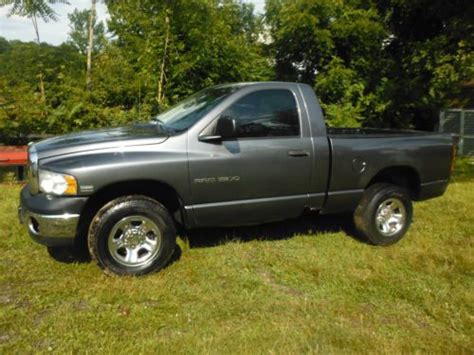 how does a cars engine work 2004 dodge ram 2500 electronic throttle control find used 2004 dodge ram 1500 4x4 5 7liter hemi 8 cylinder