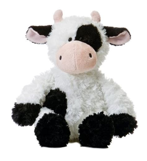 stuffed cow cow plush toys