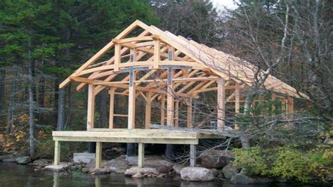 a frame house kits cost small timber frame cabin kits small post and beam cabins