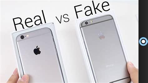 fake  real iphone  youtube