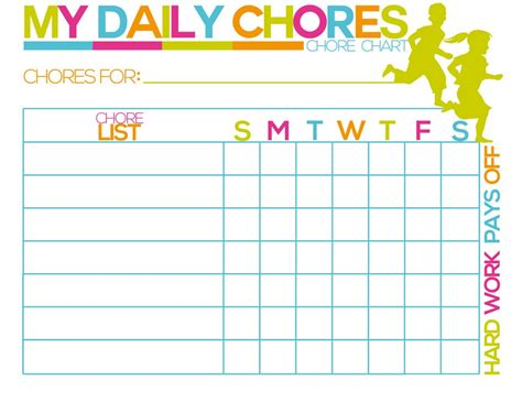 printable rewards charts printable reward charts for kids activity shelter