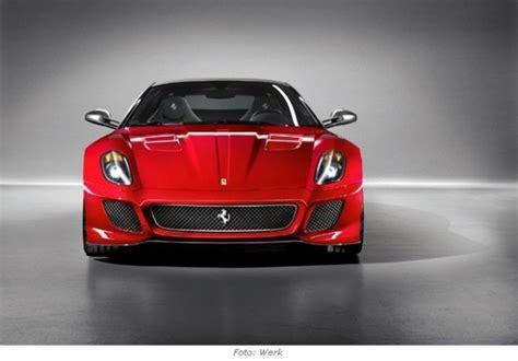 Das Schnellste Auto Der Welt 100 002 Ps by 599 Gto Der Schnellste Stra 223 En Ferrari Auto Motor At